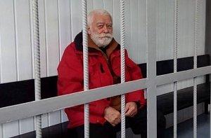 Старейший политзек Украины