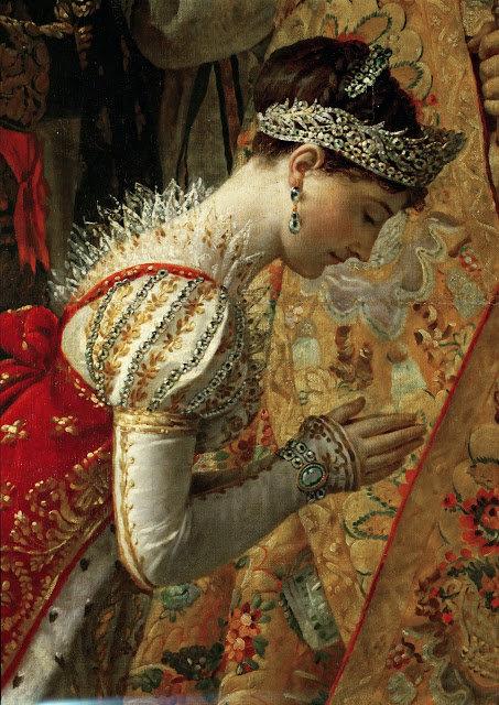 Louvrе-Art: Жак Луи Давид - Посвящение императора Наполеона I и ...