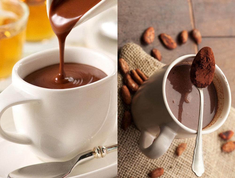 Чем отличается горячий шоколад от какао: пошаговые рецепты и польза