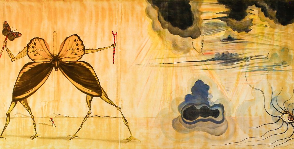 Dali's Tristan and Iseult Suite