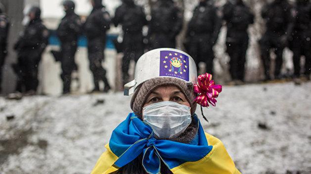 Уродство и спасение современной Украины
