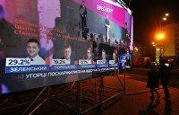 Математика поражения Петра Порошенко на выборах президента Украины