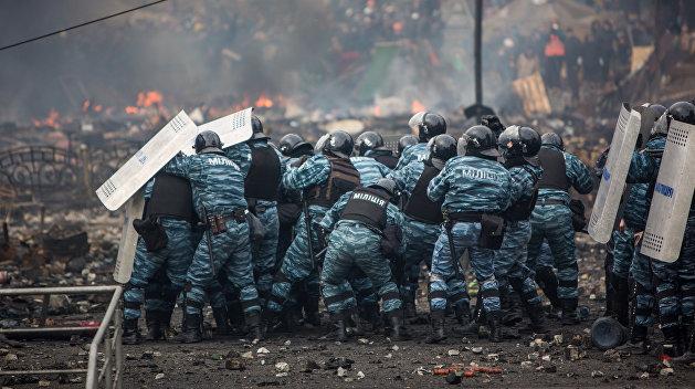 Оболганные и забытые. Памяти убитых на Майдане правоохранителей