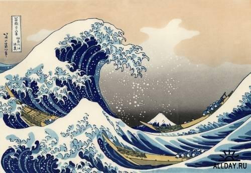 Галерея знаменитых произведений живописи великих художников! + Самые