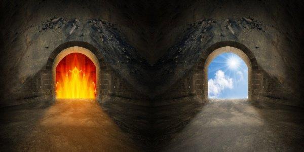 Гаилә мәчете » ЯВЛЯЕТСЯ ЛИ АД ВЕЧНЫМ?