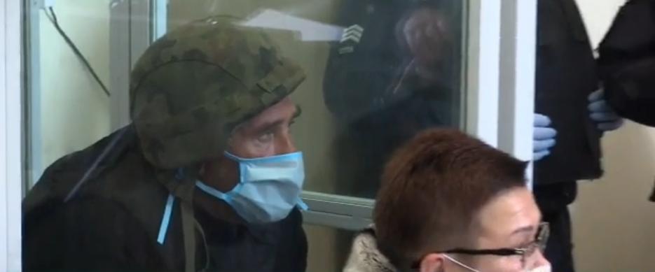 Захаренко оглашают меру пресечения