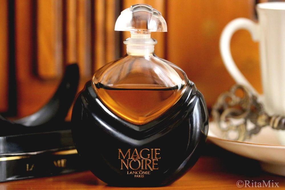 Есть ароматы, которые неподвластны времени. Lancome Magie Noire Parfum,  винтаж | Косметиста