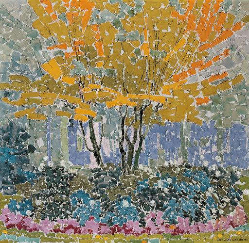La couleur et moi. Augusto Giacometti | likeyou - the artnetwork