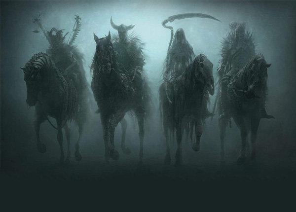 Всадники Апокалипсиса ᐉ все про Четыре всадника Апокалипсиса | MifiStoria