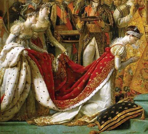 "Коронация Наполеона"": разбор картины Давида"