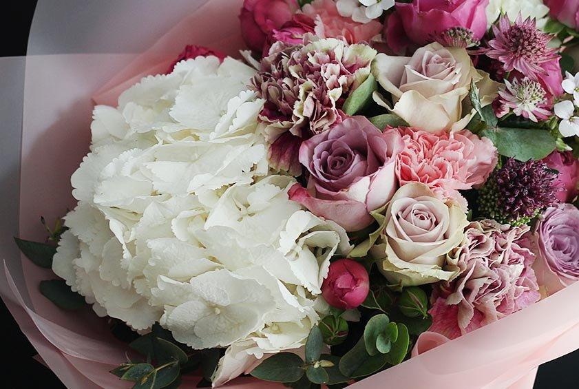 Как сохранить букет - советы по уходу за цветами в вазе | BotanicaLab
