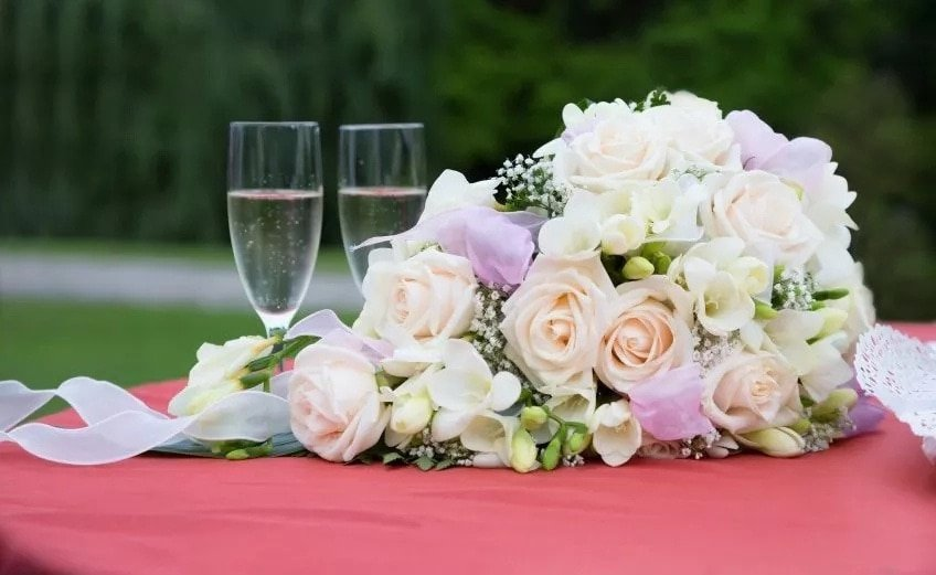 Свадьба: поздравления от друзей