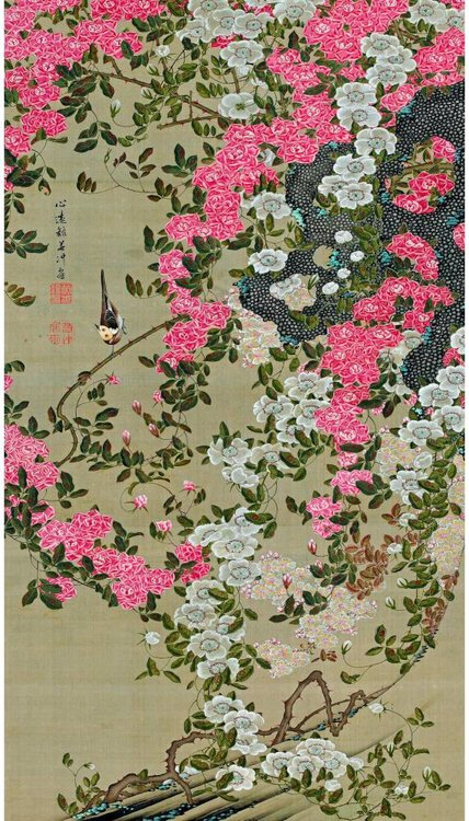 Ito Jakuchu en son royaume - Le Point