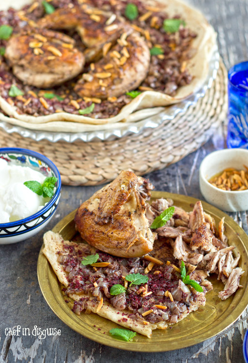 Musakhan beautiful taboon bread topped with perfectly caramelized onions,seasoned with summac and cardamom.jpg