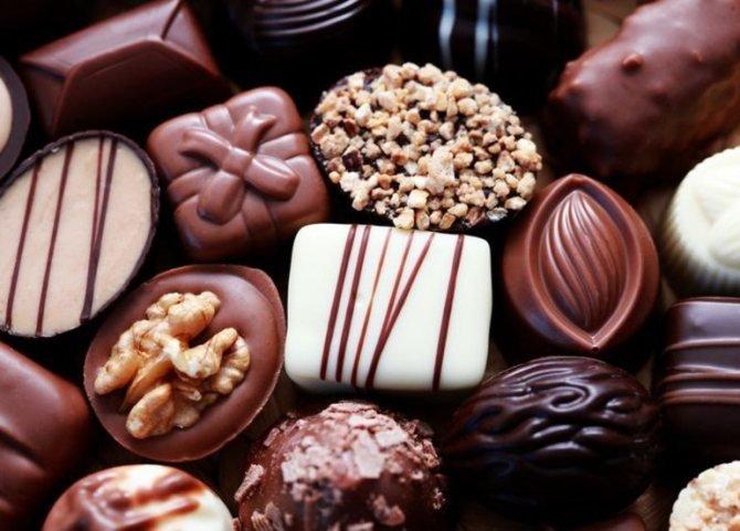 К чему снятся шоколадные конфеты; что значит увидеть много шоколада,  выбирать, есть и получить его в подарок.