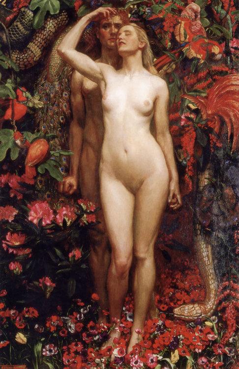 John_Liston_Byam_Shaw_The_Woman_The_Man_the_Serpent.jpg