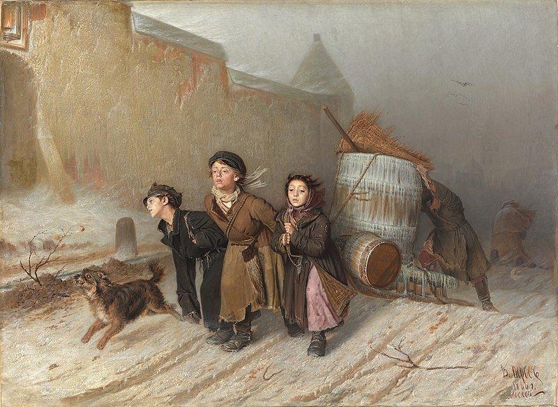 Тройка - Василий Григорьевич Перов (1866).jpg