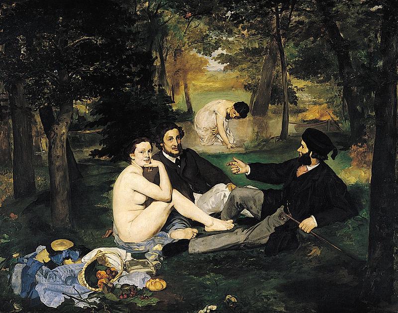 Édouard Manet - Le Déjeuner sur l'herbe.jpg