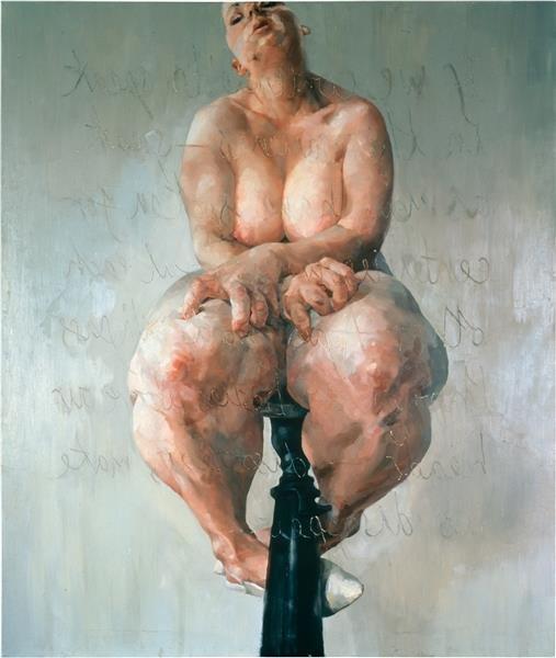 Propped, 1992 - Дженни Савиль