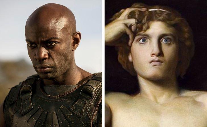 14 героев, чья внешность в экранизации далека от той, что описана в книге